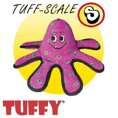 Tuffy-dog-toy-sea-creatures-Li'L-Oscar (Sml Octopus)