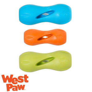 West Paw Qwizzl Tough Treat Dispensing Dog Toy Group | West Paw Australia