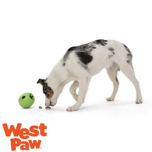 West Paw Rumbl Australia - Treat Dispensing Dog Toy