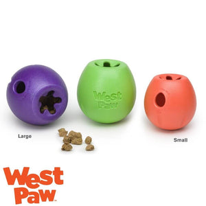 West Paw Rumbl Australia group - Treat Dispensing Dog Toy