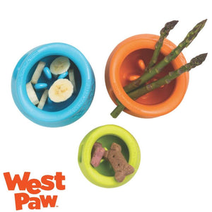 West Paw Toppl Fill and Stuff Treat Dispensing Dog Toy | West Paw Australia