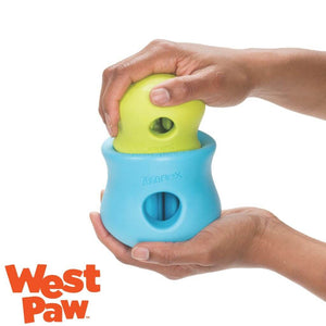 West Paw Toppl Twist and Treat | West Paw Australia