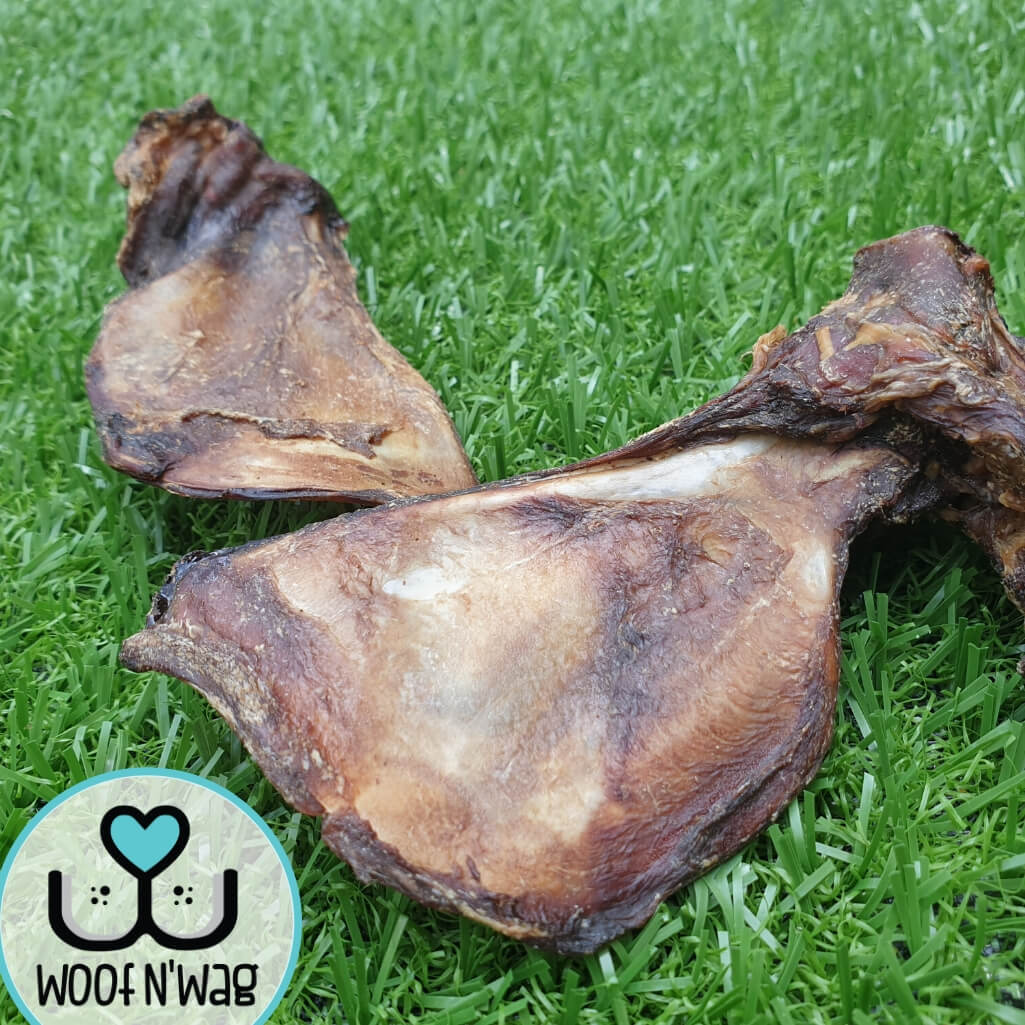 Kangaroo Shoulder Wings (Bone) Natural Dog Treat