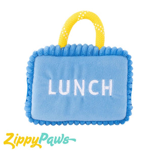 Zippy Paws Burrow Interactive Dog Toy - Lunchbox