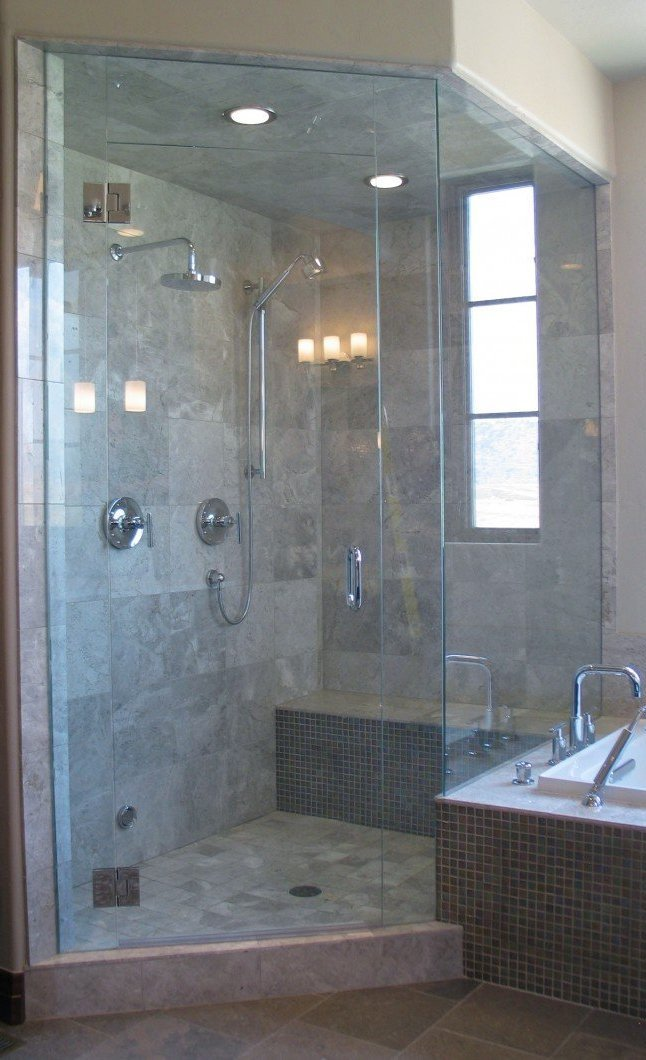 Custom Shower Screens