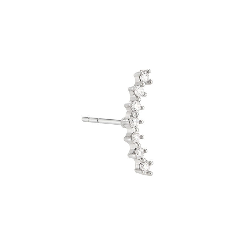 Curved Bar Cartilage Earring