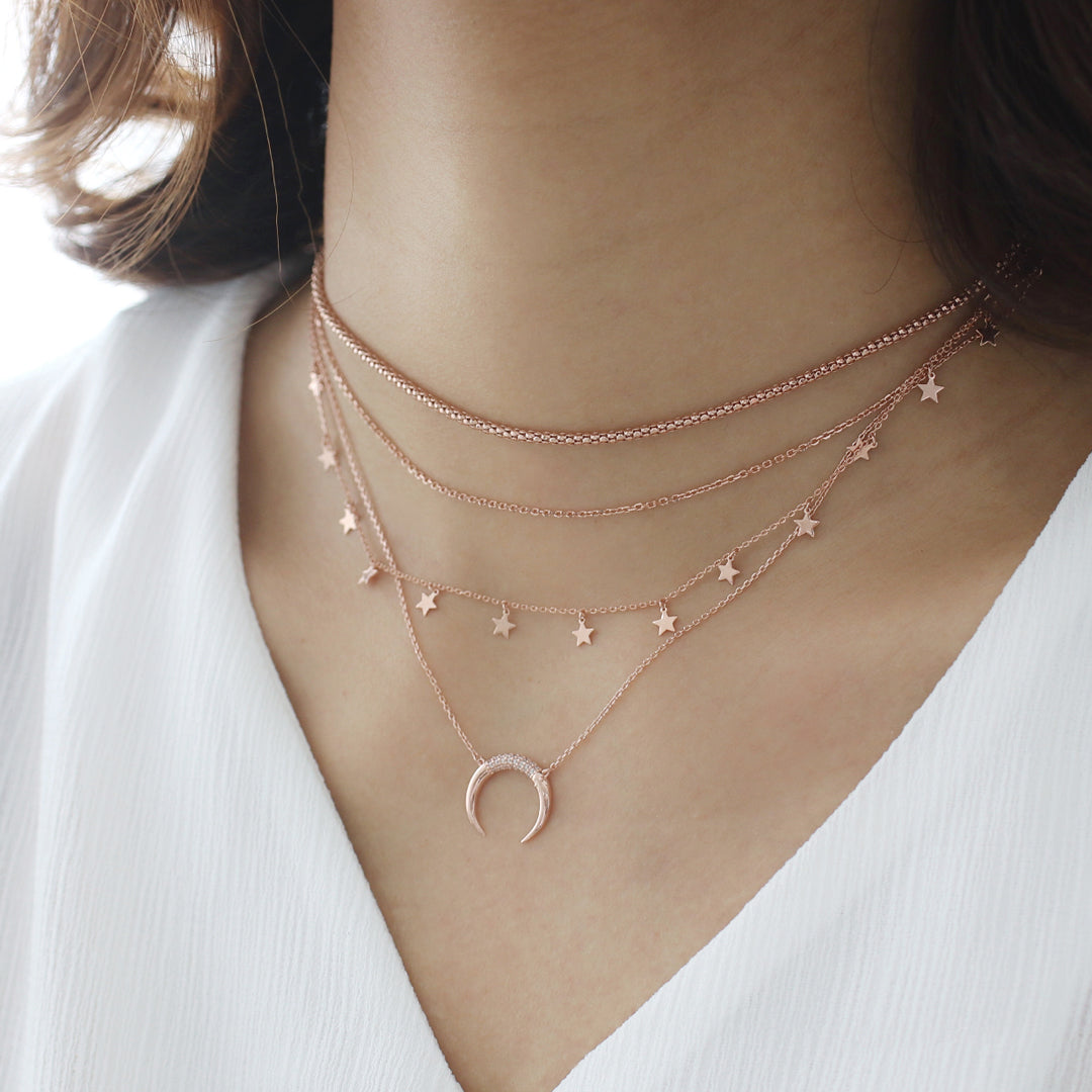 Handmade Unique Necklace 925 Silver Emblem With Garnet Choker Leather High Quality Material And Performance