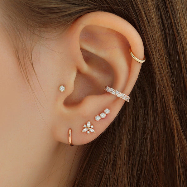 Integrity Cartilage Piercing- Sterling Silver