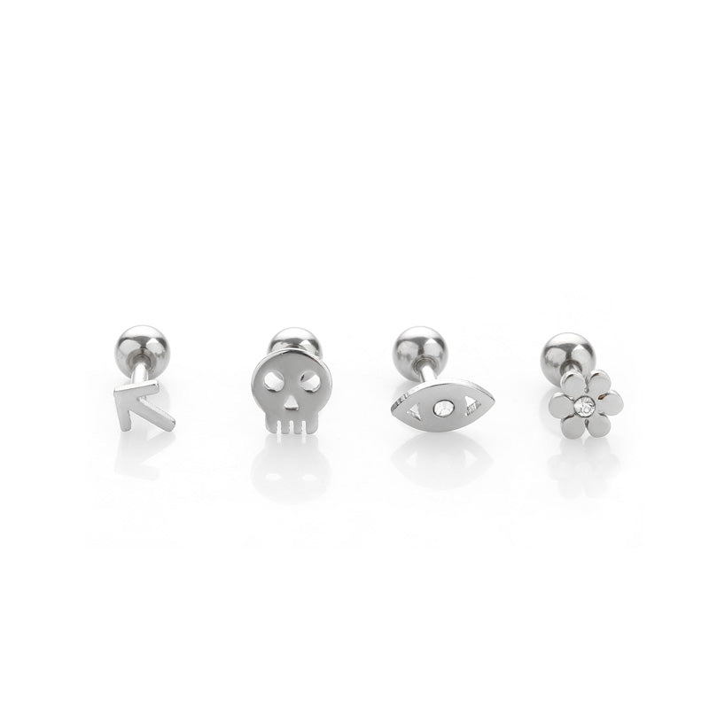 Small Cartilage Piercings- Stainless Steel