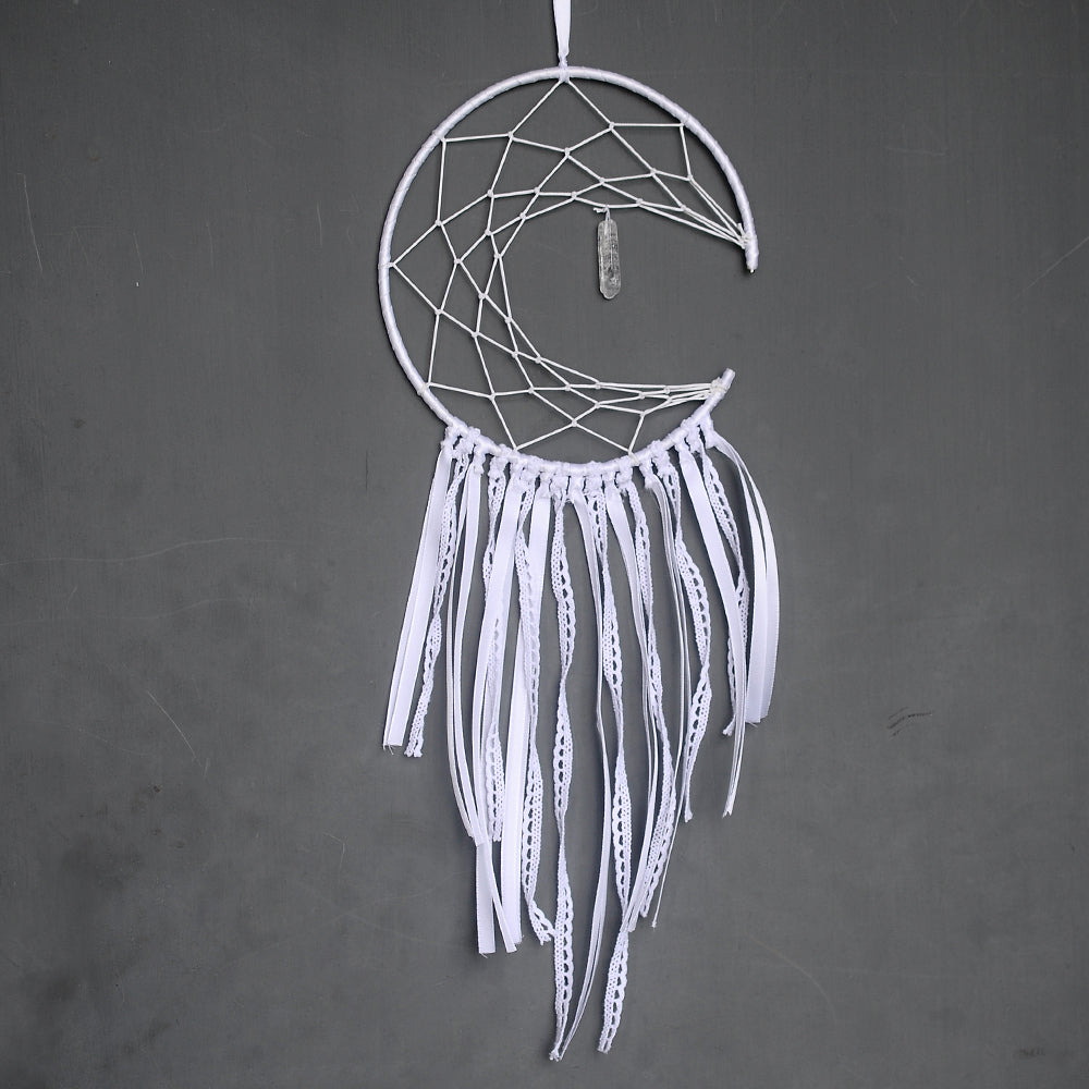 Artilady Handmade White Dream Catcher Artilady Jewelry