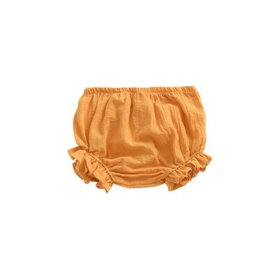 Baby Girl Vintage Style Panties with Ruffles