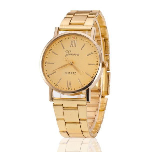 2017 Luxury Womens Watches Stainless Steel Female Clock Watch Orologio Donna Dress Woman Watches