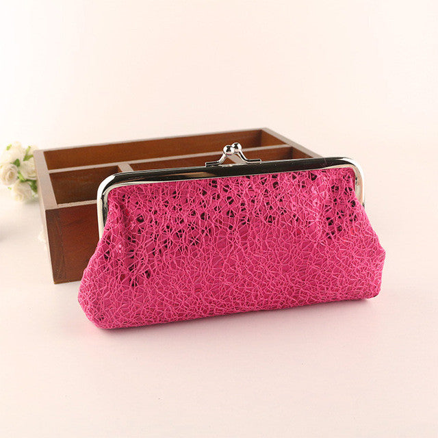 Xiniu women wallets Hasp Sequins Purse money clip Day Clutches Bag monedero mujer #PYYL