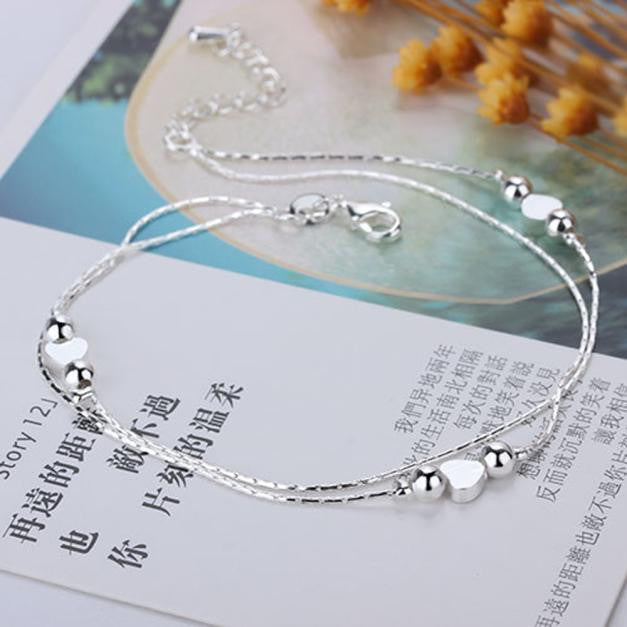 Women Chain Ankle Bracelet Barefoot Sandal Beach Foot Jewelry