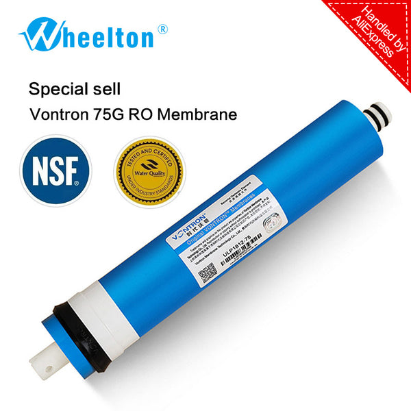 RO Membrane for 5 stage water filter purifier treatment reverse osmosis  system certified to NSF/ANSI