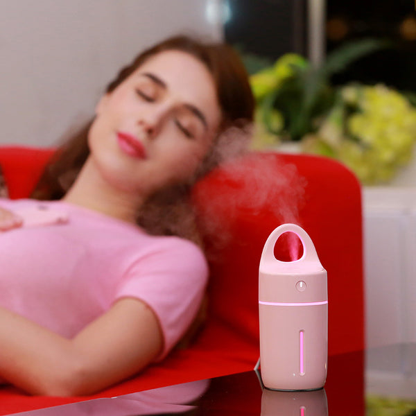 Ultrasonic USB Humidifier and Diffuser - Heyloveit