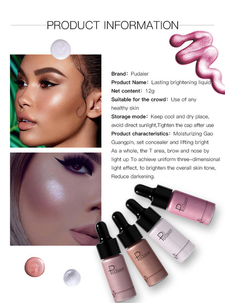 3D Liquid Highlighter - Heyloveit