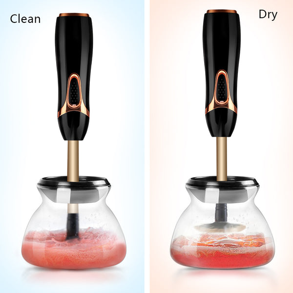 HEYLOVEIT Automatic Brushes Cleaner and Dryer