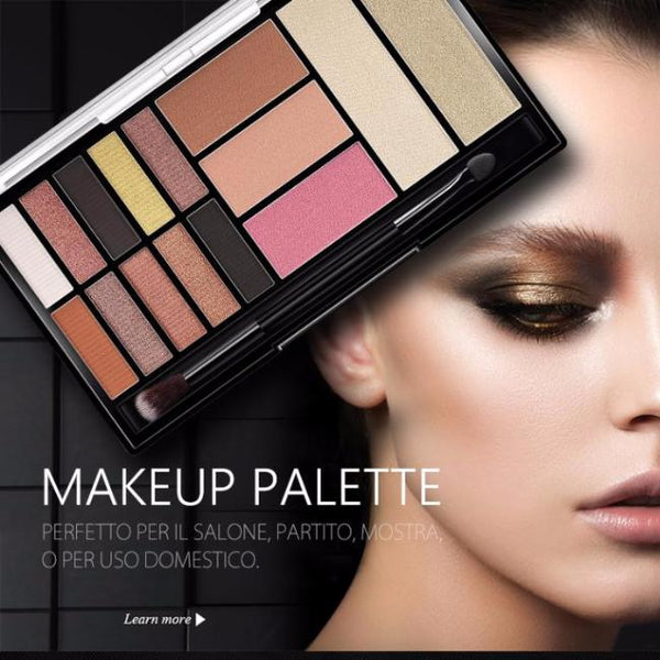 ❤New Arrival❤ 15 Colors Palette - Heyloveit