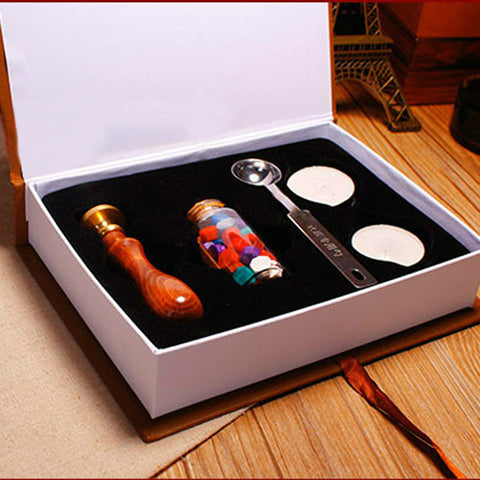 Creative Wax Seal Set (Customize available)