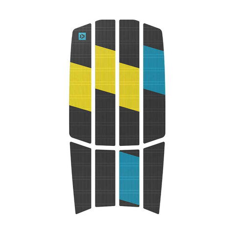 TRACTION PAD TEAM DARK GREY/YELLOW