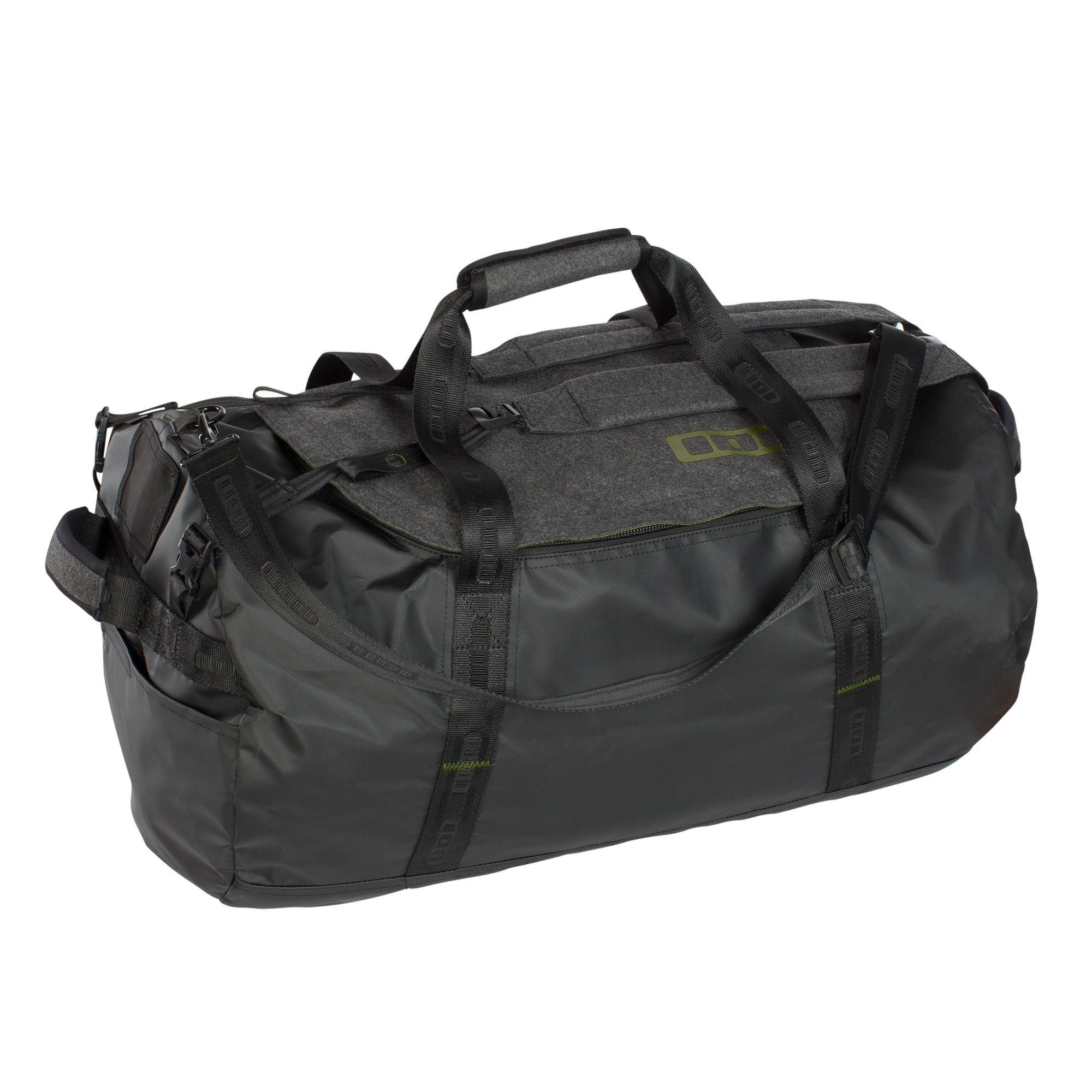 SUSPECT BAG 90L BLACK