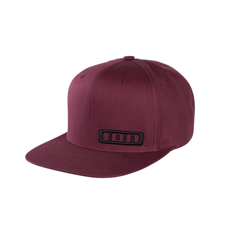 CAP LOGO COMBAT RED