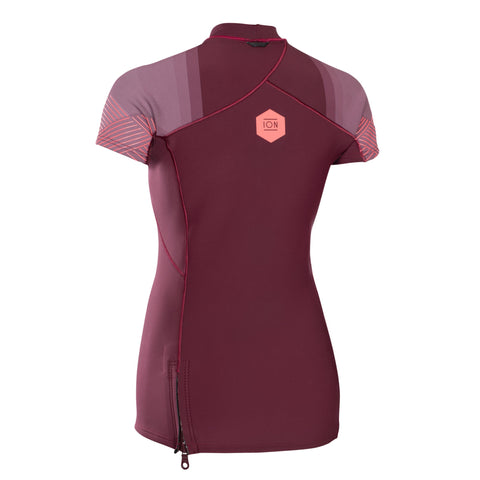NEO TOP WOMAN SS 2/1 DARK BERRY