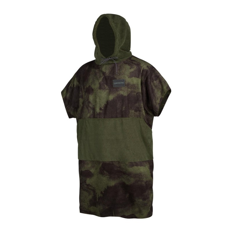 PONCHO JUNIOR BRAVE GREEN