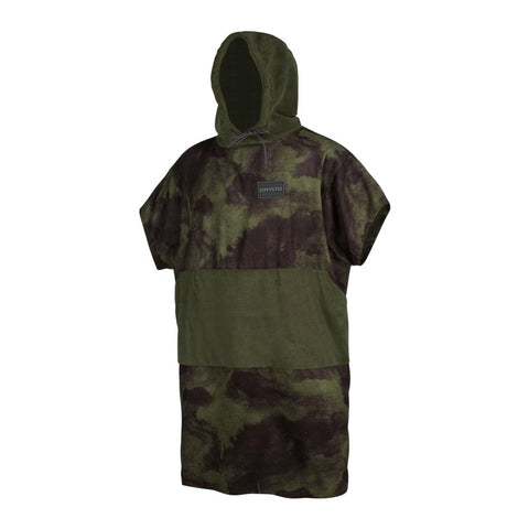 PONCHO ALLOVER BRAVE GREEN