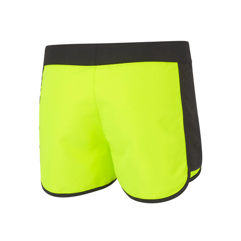 CHAKA BOARDSHORT FLASH YELLOW