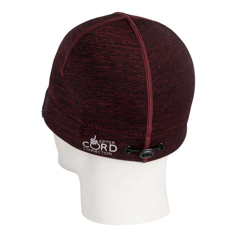 BEANIE 2MM RED