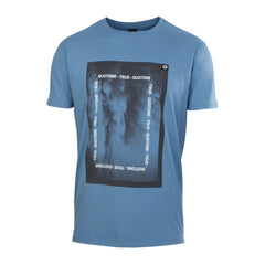 TEE SS TRUE ONE OFF BLUE