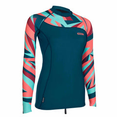 NEO TOP WOMEN 2/1 LS PETROL