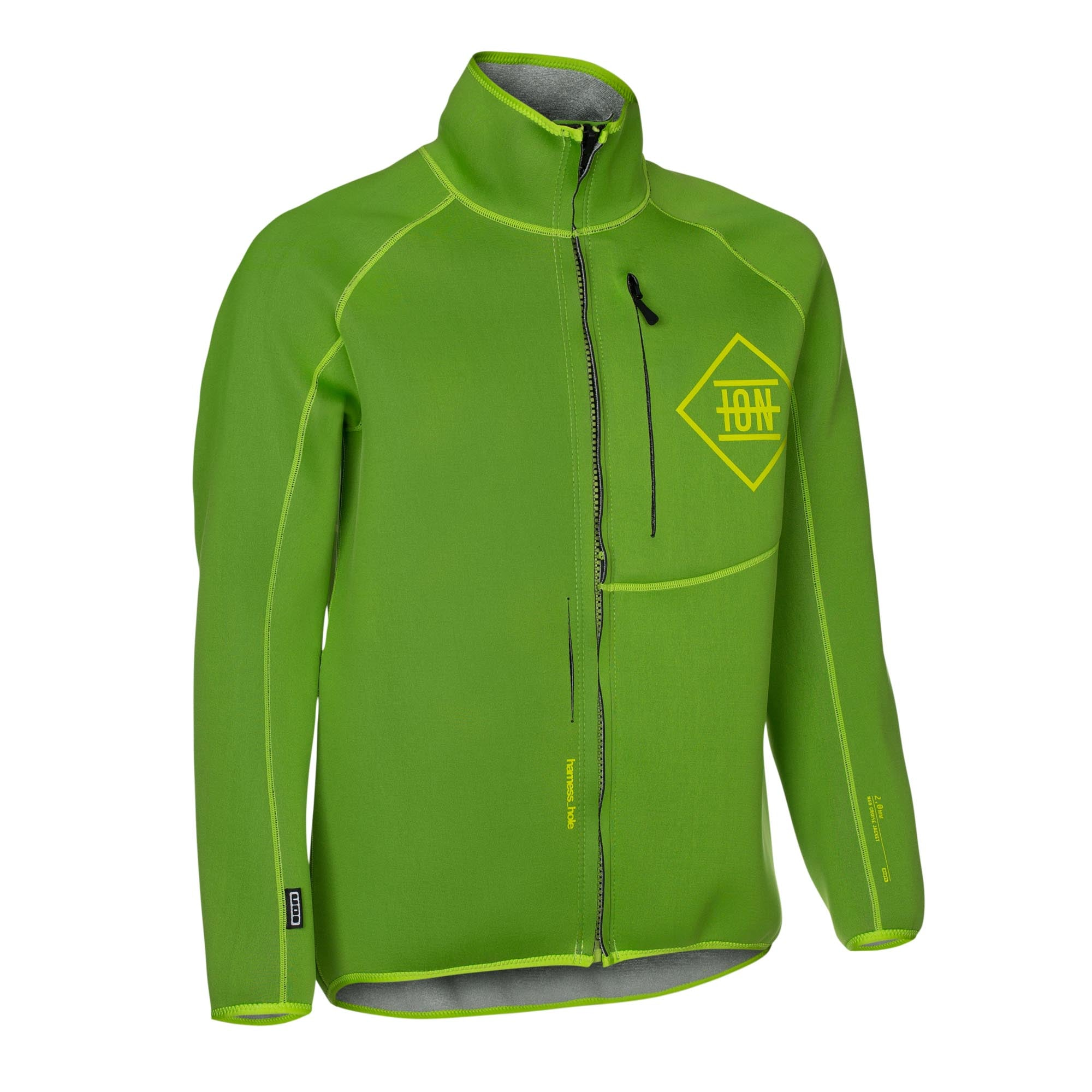 NEO CRUISE JACKET GREEN