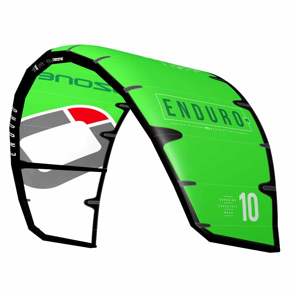 ENDURO V3 11.0 GREEN/WHITE