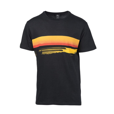 VAN SURF TEE BLACK