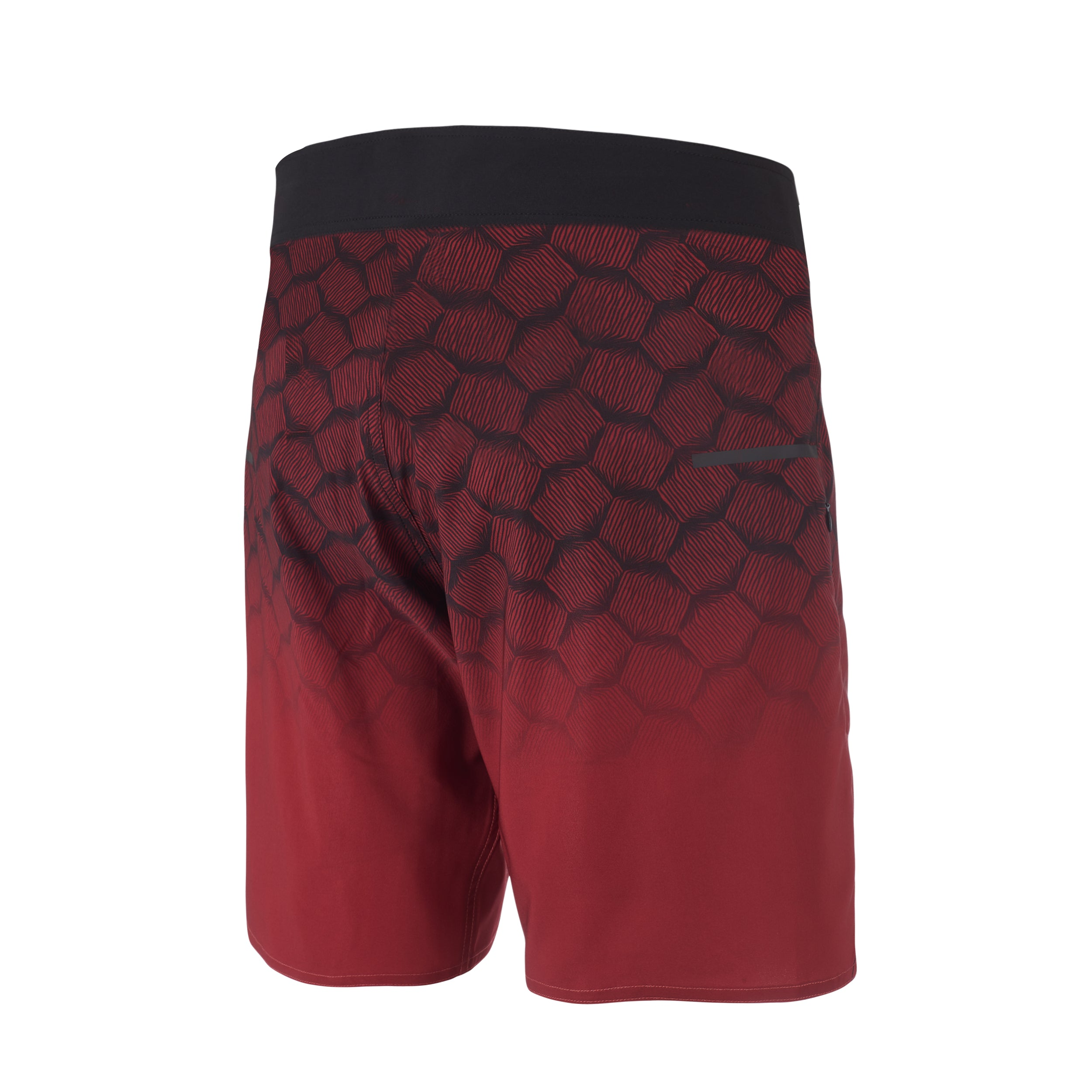 SUPREME BOARDSHORT DARK RED
