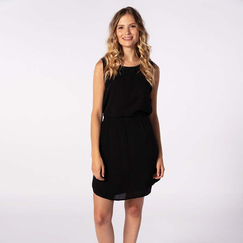 SWEET THING DRESS BLACK