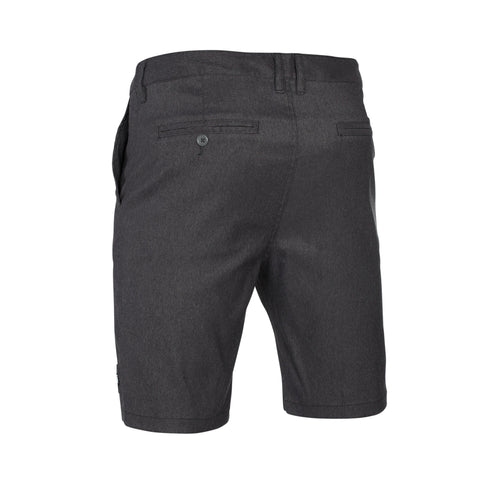 "BOARDSHORT SEVEN PALMS 20"" BLACK"