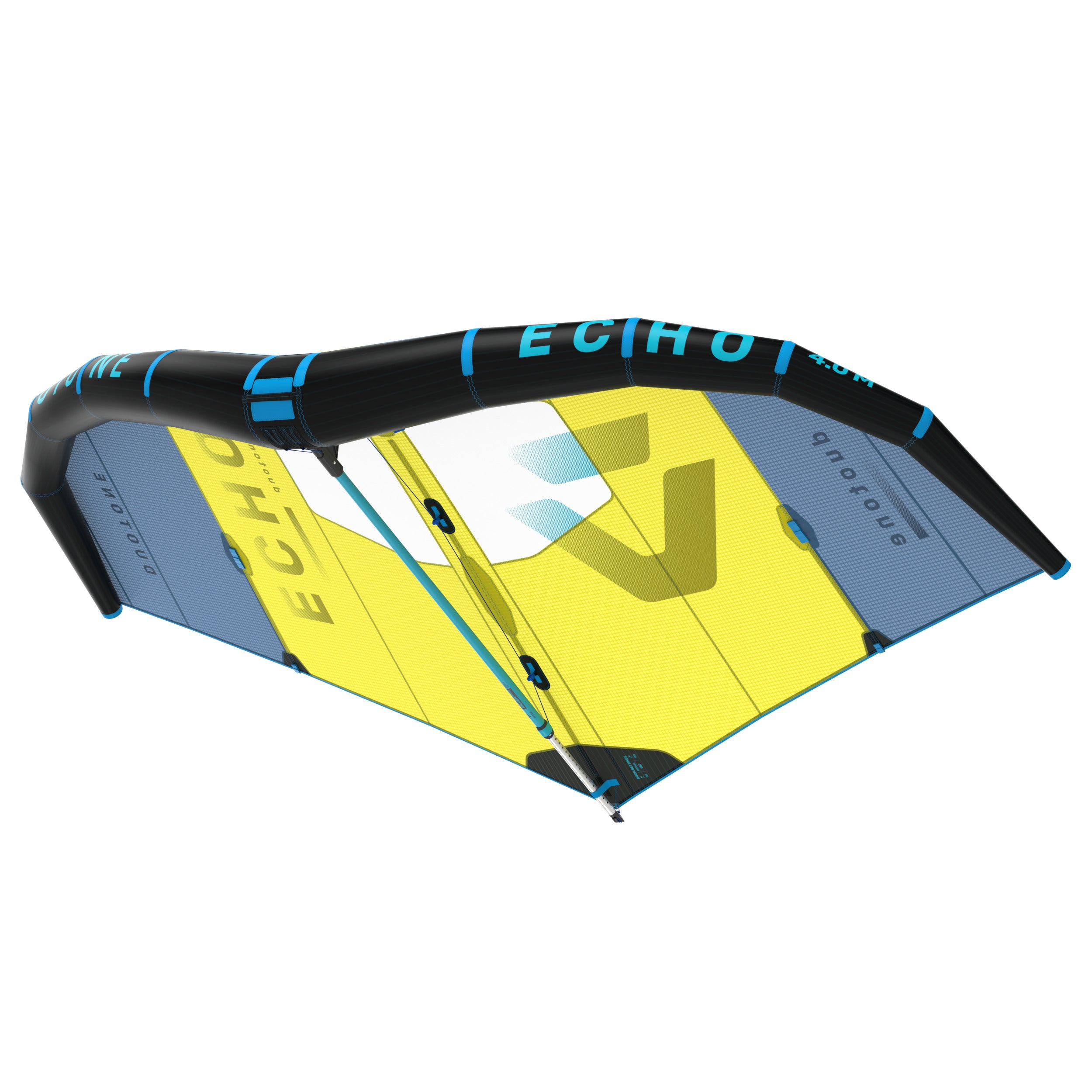 FOIL WING ECHO 06 YELLOW/GREY