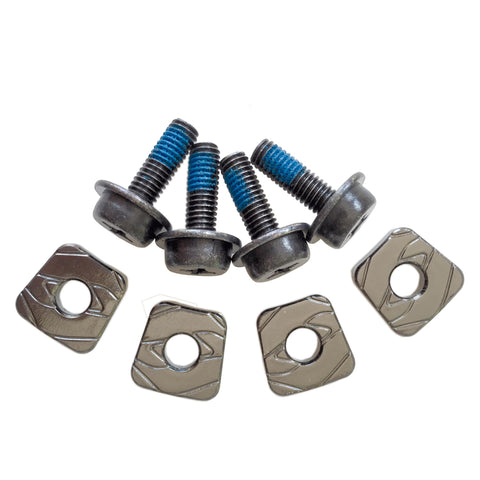 NORTH BOOT SCREW & WASHERS (4X4)
