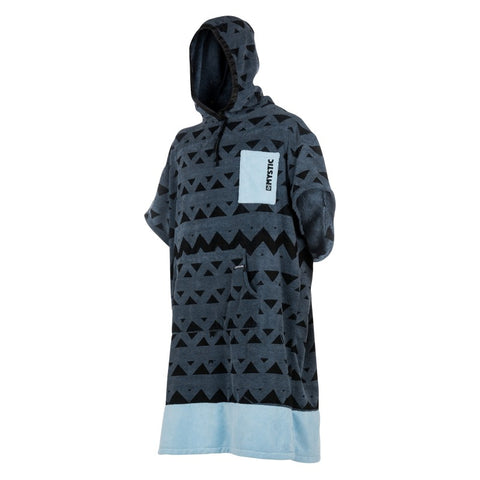 PONCHO JUNIOR PEWTER