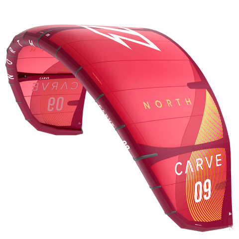 North Carve 2021 Red