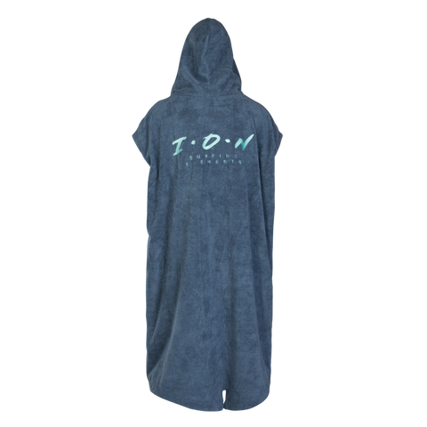 PONCHO CORE L (165>) DUST BLUE