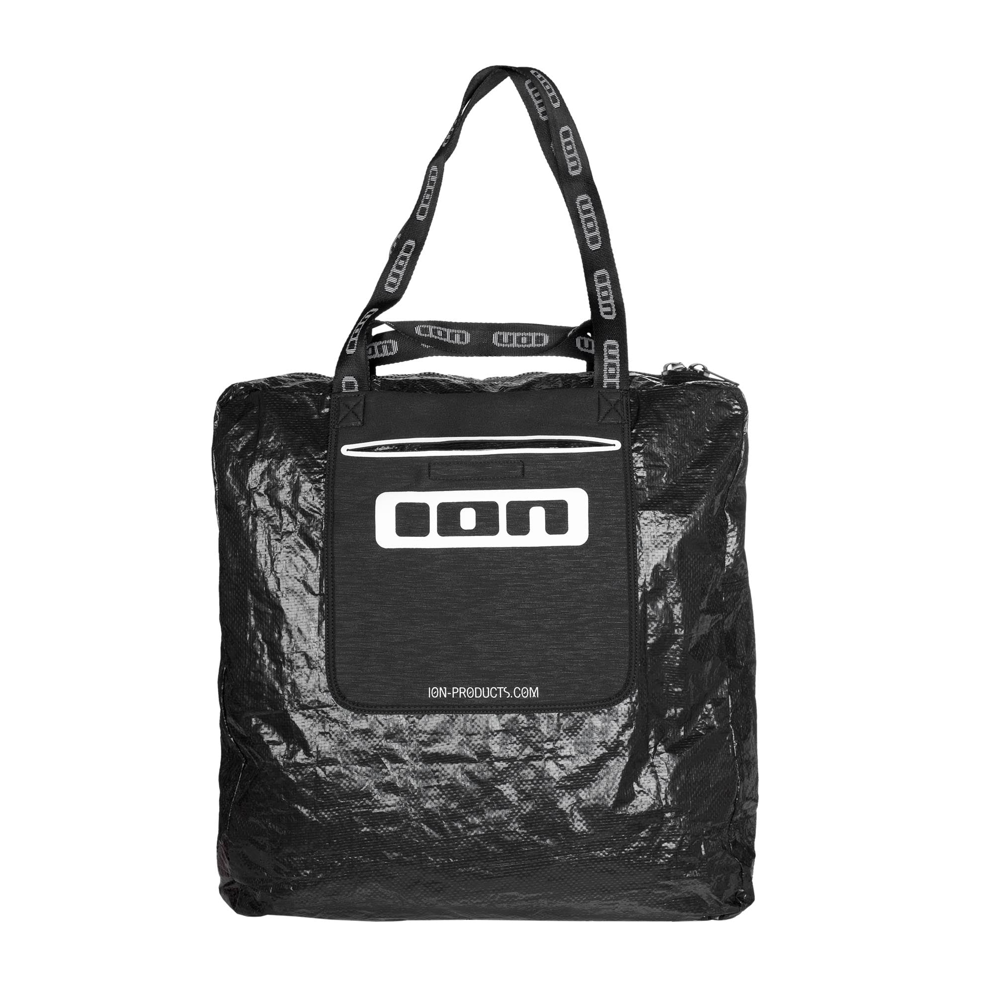 UNIVERSAL UTILITY BAG ZIP BLACK