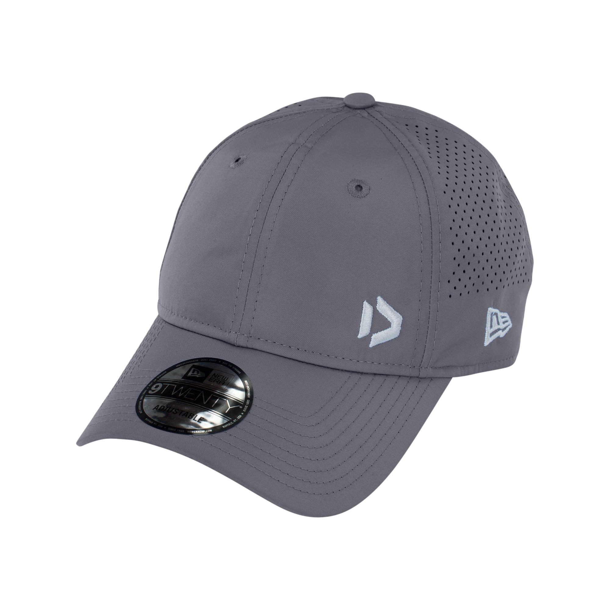 NEW ERA CAP 9 TWENTY AIR STEEL GREY