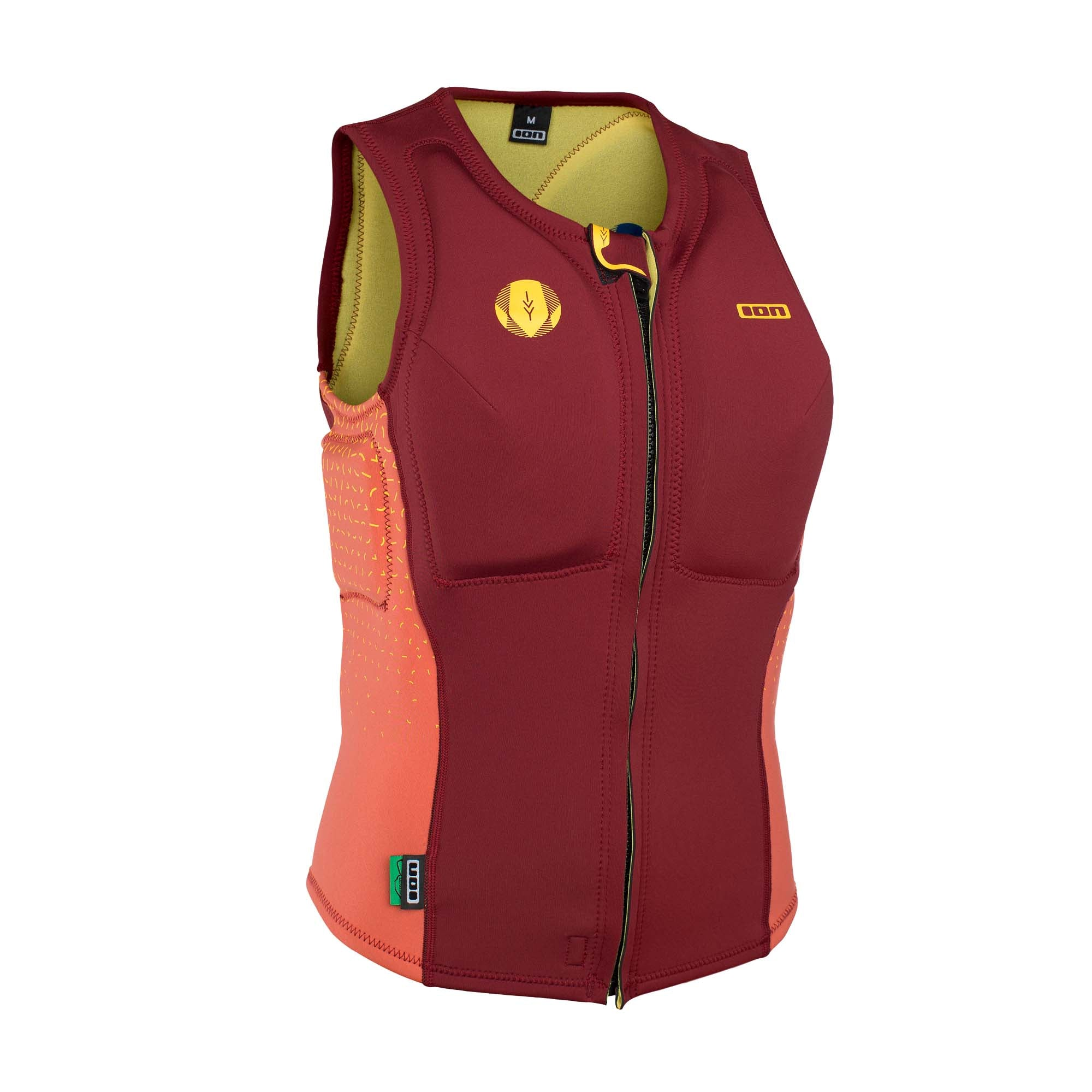 IVY VEST WOMEN RED/SHRIMP PINK