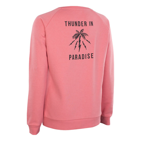 SWEATER THUNDER IN PARADISE WMS ROSE