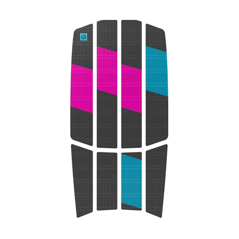 TRACTION PAD TEAM DARK GREY/PINK